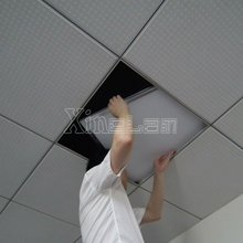 LED recessed light fitting 600x600 LED ceiling panel light fittings
