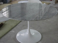 2015 marble dining table/custom size marble inlay table top