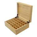 Good quality Custom timber Essential Oil Wooden Storage Box