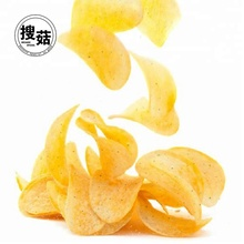 Low temperature Vacuum Fried Flavor Snack Potato Chips