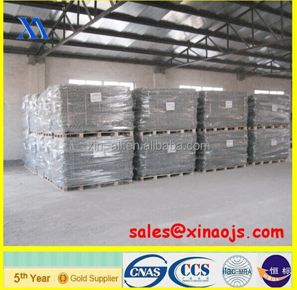 Military Hesco Barrier galvanized welded and PVC coated gabion box(factory price)