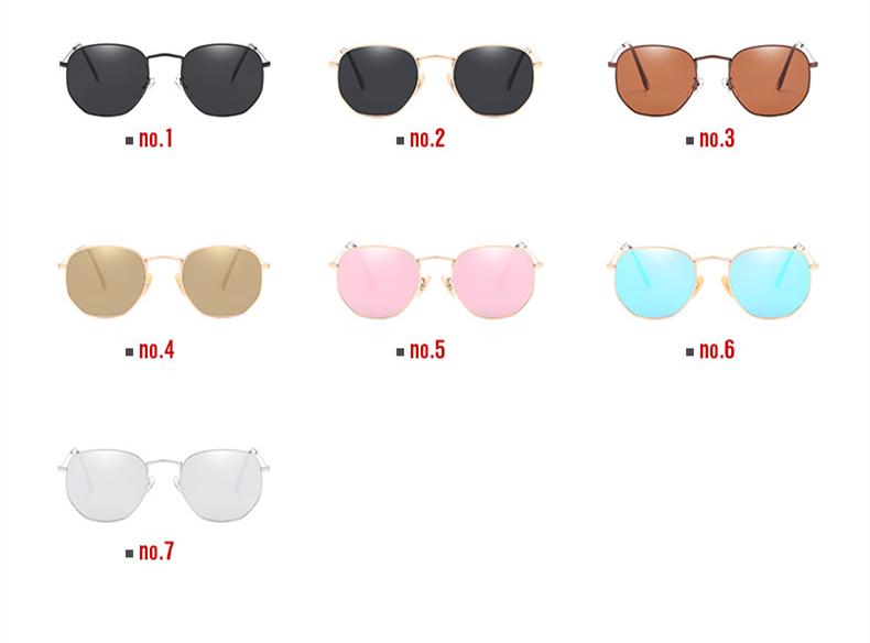 HTB1EBVYgTnI8KJjy0Ffq6AdoVXak - Sweet CITRUS Hexagonal Aviation Coating Mirror Flat Lens Sunglasses Men Brand Designer Vintage Pink Driving Sun Glasses Women