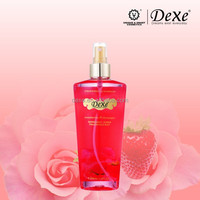 hot selling body mist/body splash 250ml