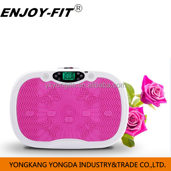 new products vibrating machine super body shaper vibration machine Ultrathin body slimming gym equipment