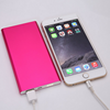 Mobile Portable Charger Rosh Power Bank External Battery Ultra Slim Thin Powerbank Backup for Latop