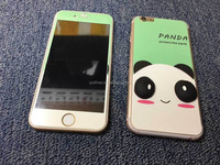 DIHAO for iPhone 6 (4.7 Inch 5.5 Inch) Screen Protector, for iPhone 6 6S [Front + Back] Full Body Screen Protector Panda style