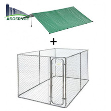 cheap sale hot dipped galvanized stainless steel pet house
