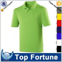 Mens Polo Shirt Softtextile