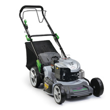 190cc gasoline lawn mower self propelled 1P65 4 stroke air cooled 21inch grass mower