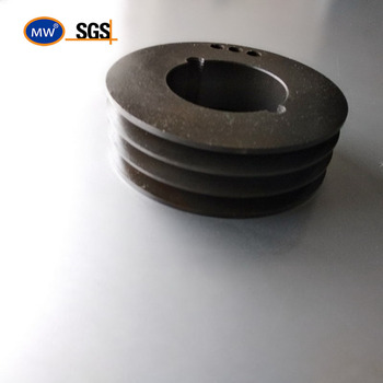 cast iron pulley wheel v belt pulley
