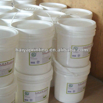 screen printing foaming ink for sports shoe