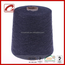 Pure cotton core spun yarn high end cost-efficient cotton core yarn