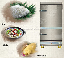 Stainless Steel Rice Cooking Machine/Steam Rice Cooking Equipment