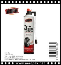 Aeropak Spray Portable tire inflator