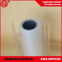 new products clear Color Printed pet film