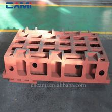 Good service custom sand casting parts for machine