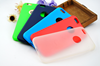 Candy Color Soft TPU Silicone Case for iPhone 6 , Hot Sale Colorful Case for iPhone 6s , Fashion Slim Cover Bag for iPhone 7