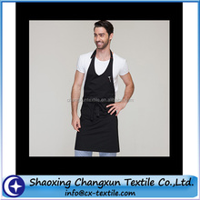 waiter long apron for men