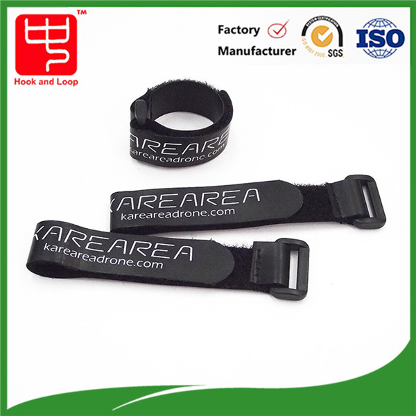 non slip battery strap hook and loop battery strap