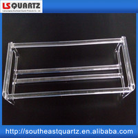 Hot sale fused silica solar quartz wafer carrier for photovoltaic