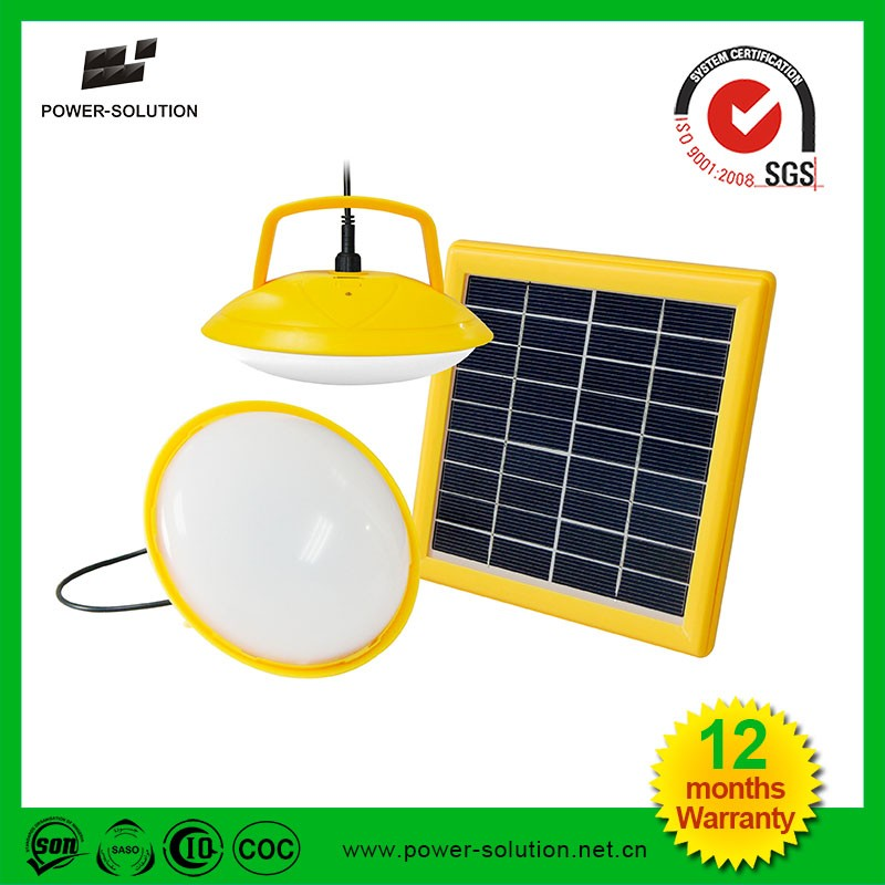 OEM supply power indoor and outdoor torchable led solar lamp system kit