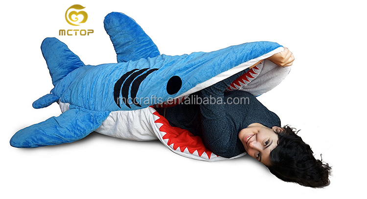 Factory Directly Provide animal kid sleeping bag