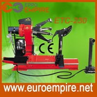 Big Tire Changer Tilting Column Type With Optional Air Booster System