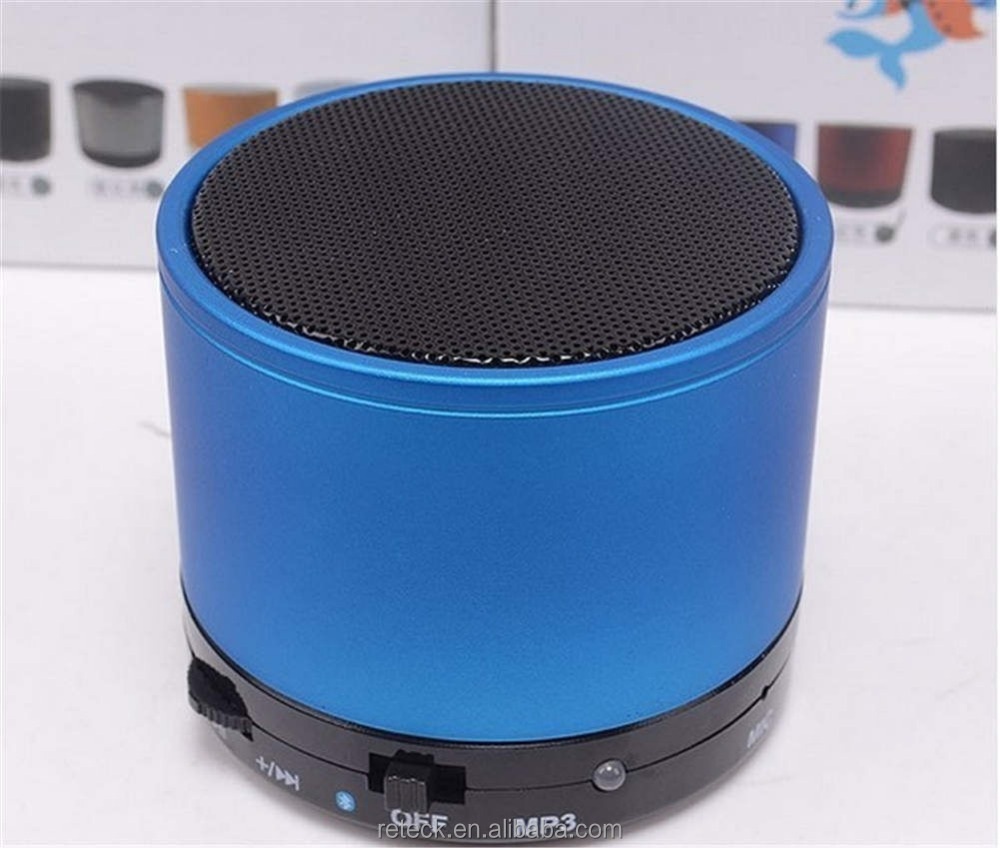 free sample bulk buy from china best mini bluetooth USB speaker with microphone