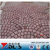 Ocean Red Granite Cubes Red Paving Stone