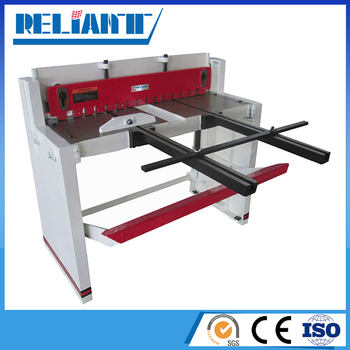 metal plate cutting machine