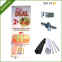 Wholesale vertical roll up banner