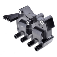 Auto Ignition Coil For BOSCH 0 986 221 003 FIAT 46446039,46472440,46480361,7789346 LUCAS DMB811 MARELLI BAE920A,BAE920AX