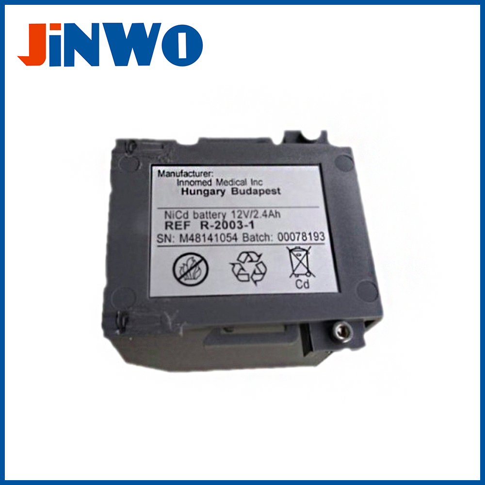 high quality NiCd Battery for Defibrillator Cardio-Aid 200-B,Defibrillator battery