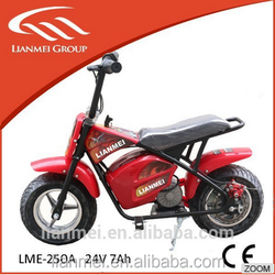 Hot Selling 2015 New 250 Watts Electric Dirt Bike with ce/epa High Quality