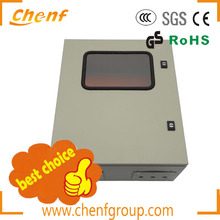 OEM service stainless steel lock enclosure >> Waterproof electronic enclosures metal box