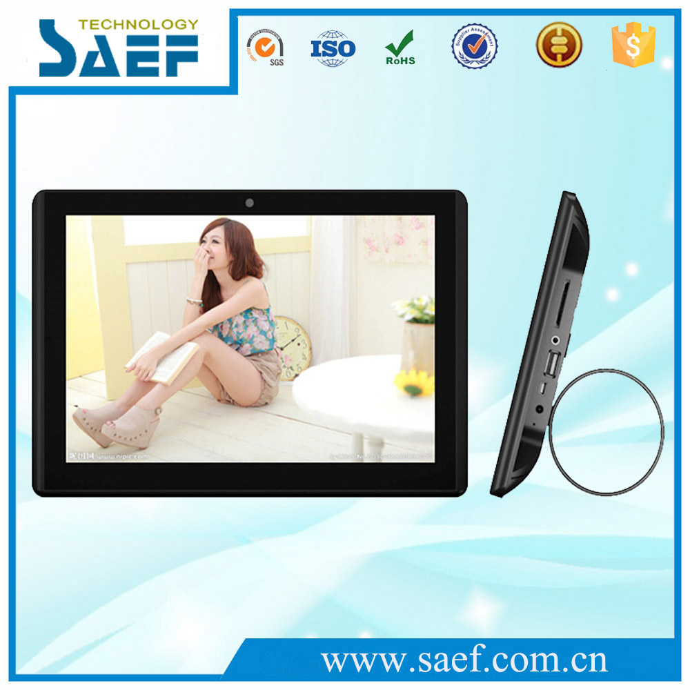 Allwinner IPS 10.1'' inch 1280*800 touch screen android tablet rj45