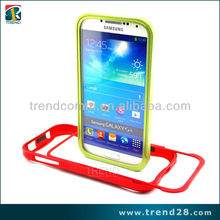 snap on bumper case for samsung s4