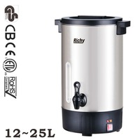 Stainless Steel 11.1L 220V 2250W Mini Electric Hot Water Urn