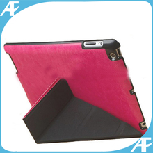 Luxury Retro Leather Flip Folio Stand Case for iPad Air