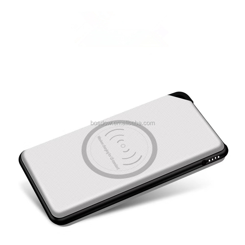 Consumer <strong>electronics</strong> wireless 10000mah portable mobile power bank charger,ultra thin power bank