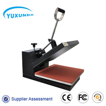 New updated heat press machine, high pressure plain t-shirt heat press machine