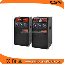 supply all kinds of DOUBLE WOOFER speaker with USB,active speaker system,qw 4f speakers