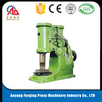 25kg/40kg/55kg/75kg air pneumatic hammer machine /small air forge hammer