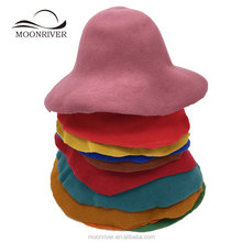 Colour Wool Capeline Felt Hat Body Wholesale