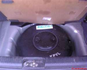LPG VEHICLE CYLINDER