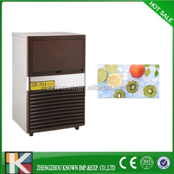 Cheap Price Used Commercial Italian Ice Cube Maker For