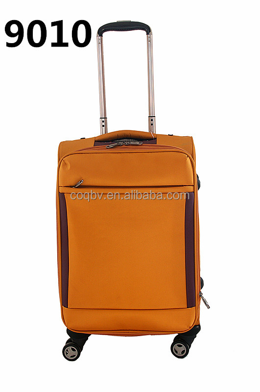 Bussiness Travel Trolley Luggage,Polyester Trolley Case
