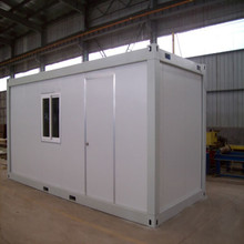 Modern Easy To Install Container House Galvanized Steel Container Homes