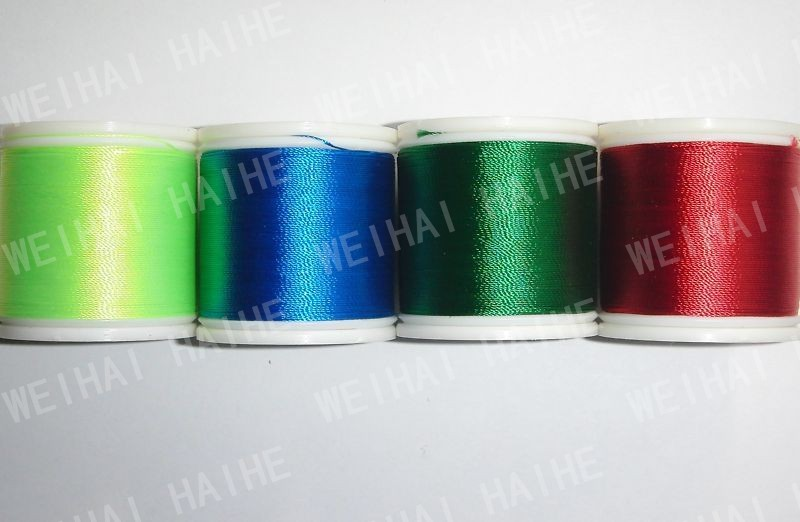 Fishing rod wrapping winding thread NCP