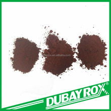 Iron Oxide Brown asphalt